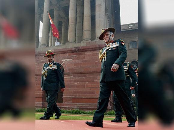 Bipin Rawat, New Army Chief, Dalbir Singh, Indian Army