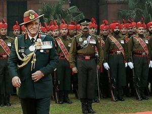 New Army Chief General Bipin Rawat