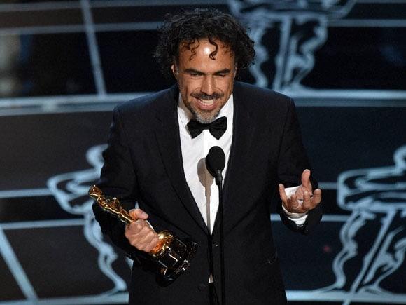 Oscars, Eddie Murphy, Alejandro G. Inarritu, Birdman
