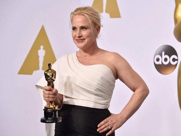 Oscars, Patricia Arquette, Boyhood