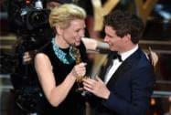 Cate Blanchett,  Eddie Redmayne