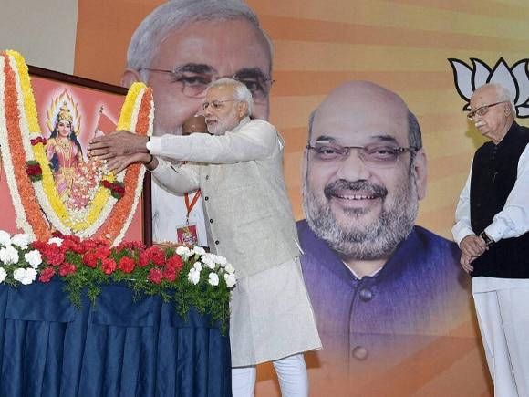 Narendra Modi, BJP, Modi, Amit Shah, L K Advani, Arun Jaitley