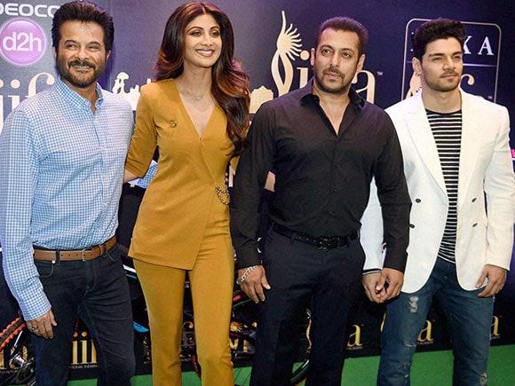 Bollywood, Salman Khan, Shilpa Shetty, Anil Kapoor, IIFA Awards, IIFA 2016, IIFA Awards 2016, Elli Avram, Shilpa Shetty Yoga, Shilpa Shetty Age, Anil Kapoor Wife, Anil Kapoor Age, Sonam Kapoor