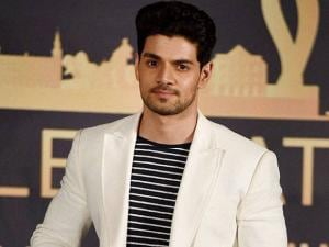 Bollywood actor Suraj Pancholi during a press conference of IIFA awards in Mumbai