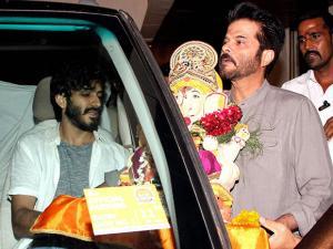Anil Kapoor with son Harshvardhan Kapoor