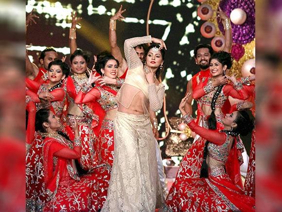 Umang Mumbai Police Show 2017, Mumbai Police, Akshay Kumar, Madhuri Dixit, Shilpa Shetty