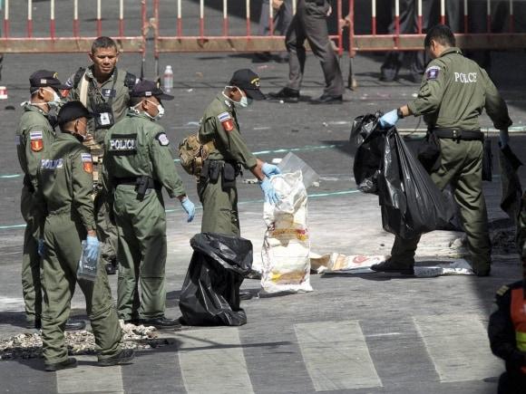 Bangkok bomb blast, Blast in bangkok, Bangkok bomb blast, Bangkok bomb blast deaths, Death in bangkok blast, Blast in central bangko