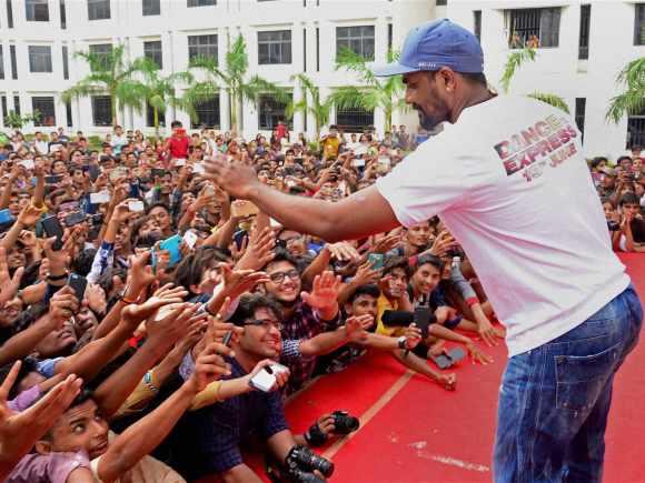 Remo D' Souza, ABCD 2, Ahmedabad