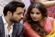 Vidya Balan and Emran Hashmi