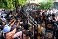 Campa Cola residents fight BMC officials