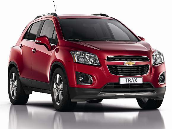 Chevrolet,Trax,SUV,Compact