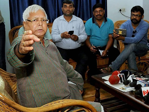 Lalu Prasad Yadav, Central Bureau of Investigation, hotel tender Scam, Bihar, Rabri Devi, RJD, Former Bihar Chief Minister