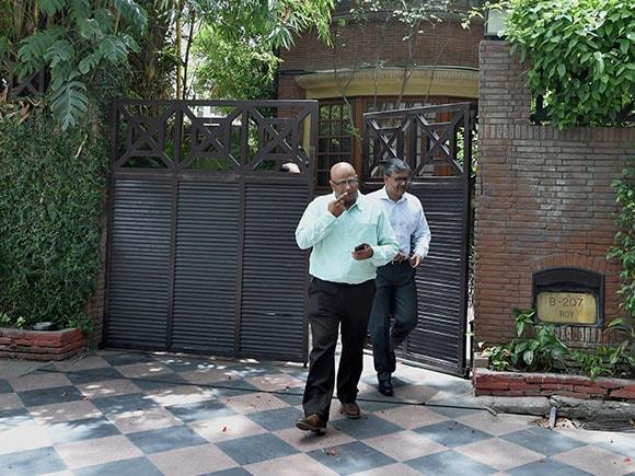 NDTV raid, NDTV, Prannoy Roy, CBI, Central Bureau of Investigation, BJP