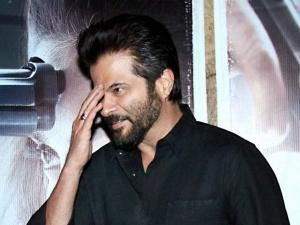Anil Kapoor during the special screening of film Neerja
