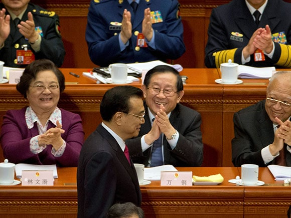 Xi Jinping, Li Keqiang, Chinese People Political Consultative Conference, Chinese President, Chinese Premier