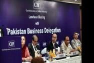 Zakaria Usman,President, Federation of Pakistan Chambers of Commertce & Industry addressing