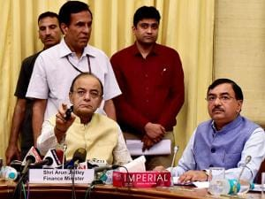 FM Arun Jaitley launches clean money web portal to tighten the grip on tax evaders