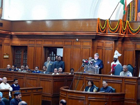 Lt. Governor of Delhi,  Najeeb Jung  Ramniwas Goel, Arvind Kejriwal, Delhi Chief Minister, AAP
