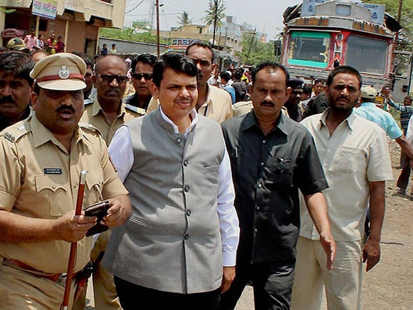 Devendra Fadnavis, chopper crash, helicopter crashed, Maharashtra CM, Latur