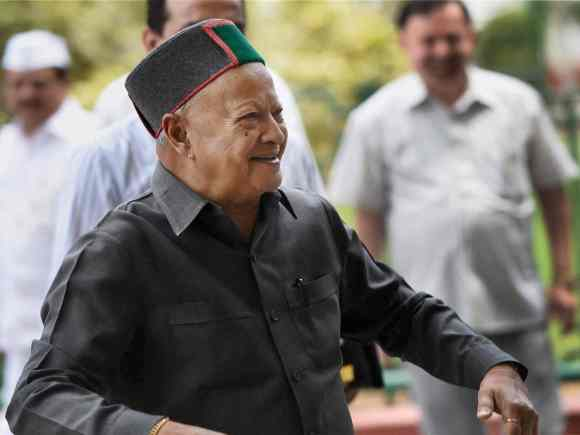 Himachal Pradesh Chief Minister, Virbhadra Singh, Congress, Congress Chief Minister, Chief Ministers Conference, New Delhi