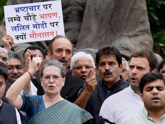 Sonia Gandhi, Rahul Gandhi, Ghulam Nabi Azad, Congress, Lok Sabha, Sumitra Mahajan, Narendra Modi, MP, BJP, New Delhi