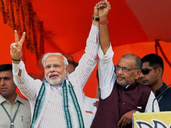 BJP, Narendra Modi, Radha Mohan Singh