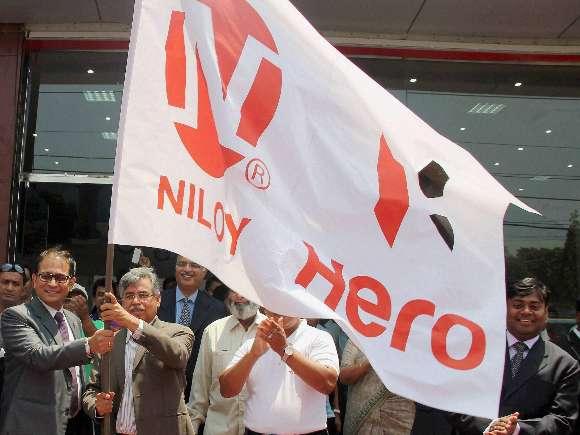Sandeep Chakravorty, Hero MotoCorp, Pawan Munjal