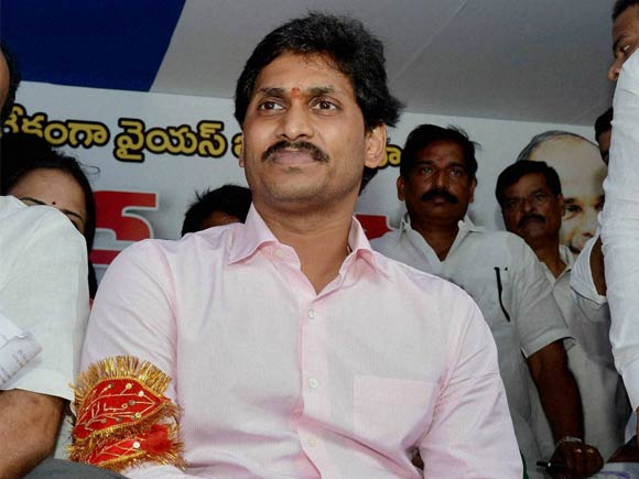 YSR Congress President Y.S. Jaganmohan, Andhra Pradesh