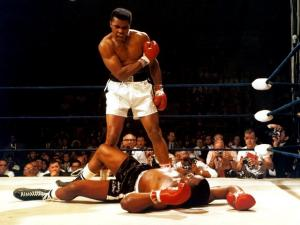 Muhammad Ali (January 17, 1942- June 3, 2016)