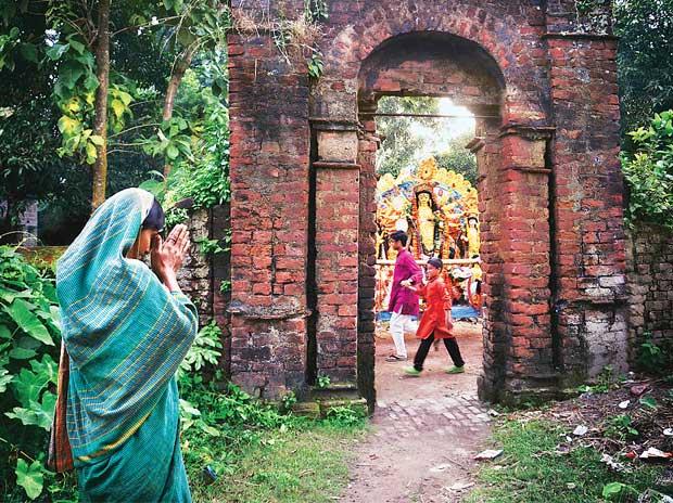 Pinak Pramanik,Kolkata,Durga Puja,Goddess Durga