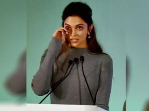 Deepika Padukone breaks down