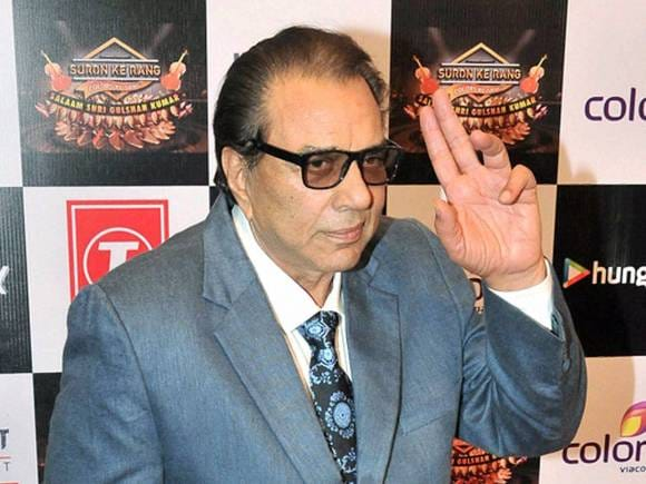 Dharmendra, Musical event, T Series, Mumbai