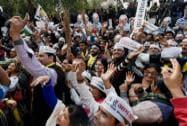 Delhi election 2015: Arvind Kejriwal's AAP Set for Dream Victory