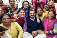 Delhi elections: Exit polls' favourite AAP
