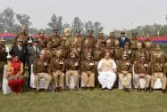 Delhi Police Raising Day Parade