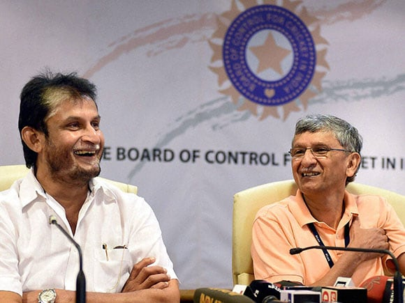 BCCI, Sandeep Patil, BCCI President, Ajay Shirke, Ajay Shirke BCCI, Ajay Shirke Wiki, Anurag Thakur, BCCI new president, Cricket Selection Committee