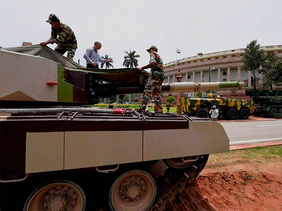 Independence Day, defence exhibition, Brahmos missiles, 70 years of independence, DRDO, Parliament House