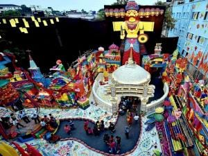 Dussehra 2017: Nation celebrates festival with religious fervour