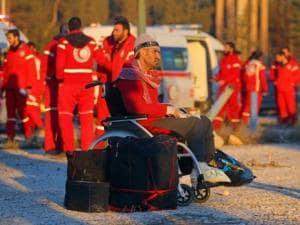 East Aleppo evacuates as no one remains safe