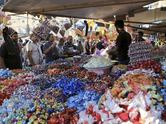 Eid, Eid Festival, Ramzan, Muslim, Namaz, Ramzan Festival, Eid-ul-Fitr, Srinagar, Moradabad, Muslim women, Ramadan, Gaza City