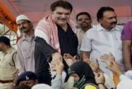 Bollywood actor Raza Murad exchanges Eid greetings