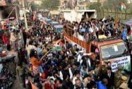 Election Campaignin of New Delhi