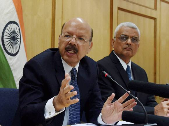 Chief Election Commissioner, Nasim Zaidi, Election Commissioners, AK Joti, Bihar, Bihar assembly elections 2015, Bihar assembly elections date