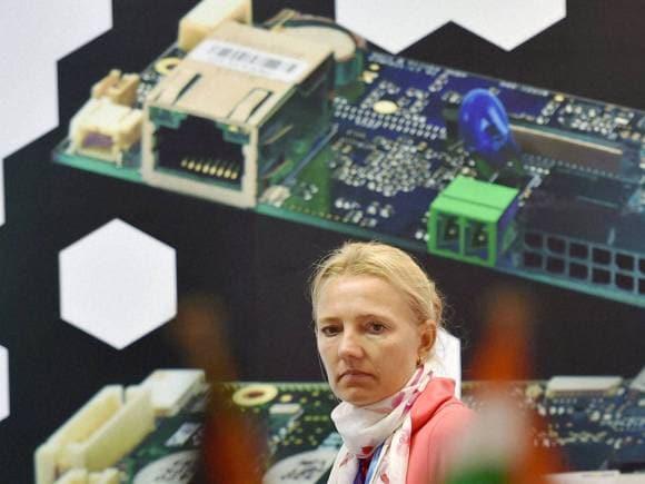 German exhibitor, Electronica India, Pragati Maidan, Electronica India 2015
