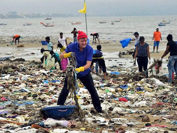 UN, Erik Solheim, Head of Environment, United Nations, swachh bharat abhiyan