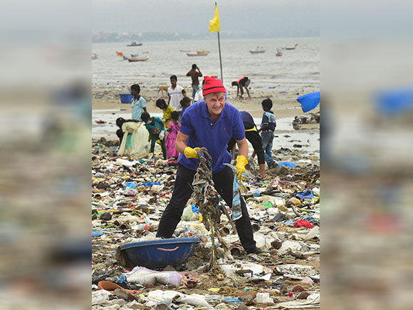 UN, Erik Solheim, Head of Environment, United Nations, swachh bharat abhiyan