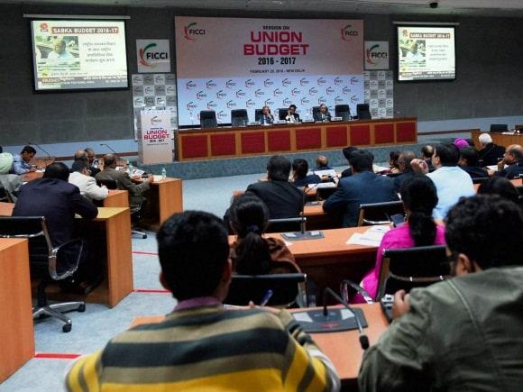 Arun Jaitley, Union Budget 2016, Budget 2016, Budget Photos, Union Budget Photos, Budget 2016-17, Union Budget 2016-17, Finance Minister of India, FICCI