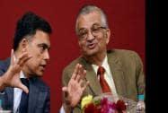 CMD JSW group Sajjan Jindal and nuclear scientist Anil Kakodkar