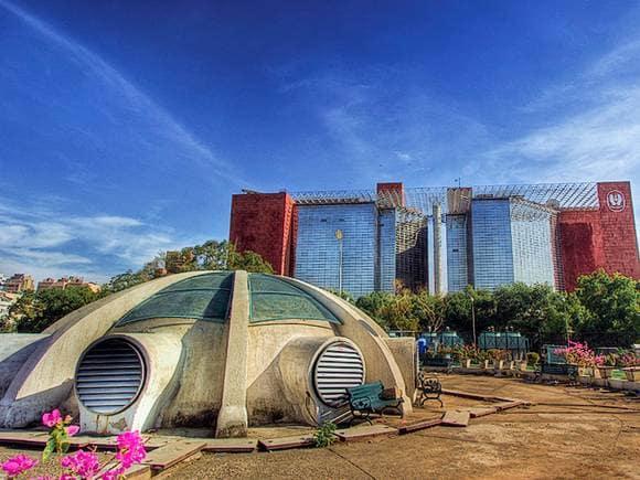 Charles Correa, Champalimaud Centre, Architect, British Council Delhi, Jawahar Kala Kendra, Gandhi Ashram, Vishveshwaraiah Towers