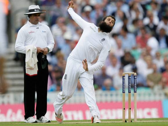 Moeen Ali, Chris Rogers, Ashes Test, England, Australia, Oval cricket ground, London